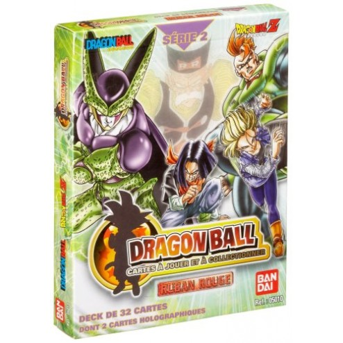 Dragon Ball - Série 2 - Deck Ruban Rouge (Français)