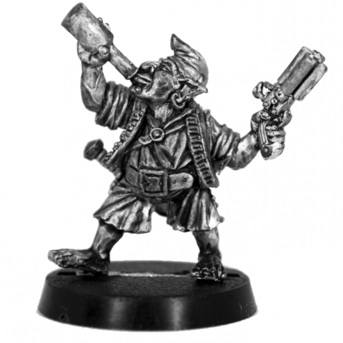 Grrogg - Pirate Goblin