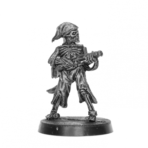 Bonie Hyde - Pirate Skeleton