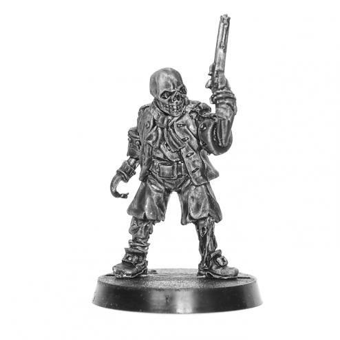 Philip Mortal - Pirate Skeleton