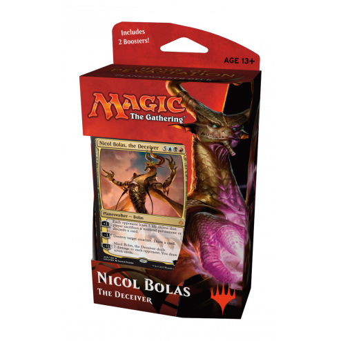 Hour of Devastation - Planeswalker Deck - Nicol Bolas : The Deceiver (English)
