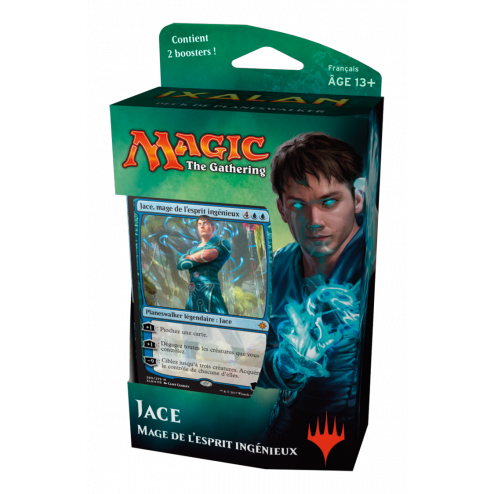IXALAN - Planeswalker's Deck - Jace : Mage de l'esprit Ingénieux (French)
