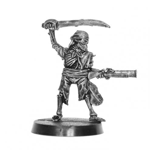 Dan Skel - Pirate Skeleton
