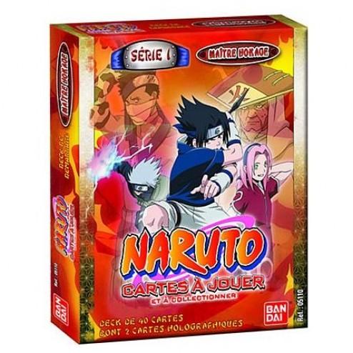 Naruto - Série 1 - Deck Maître Hokage (Français)
