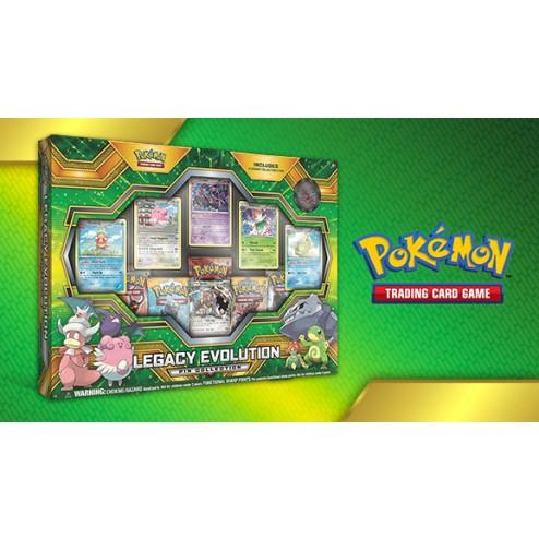 Pokémon TCG: Legacy Evolution Pin Collection (English)