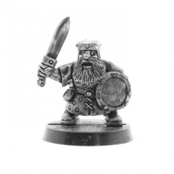 Swordy - Dwarf warrior
