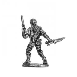 Norlaern Qincaryn - Half Elf Rogue