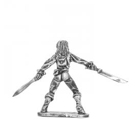 Wild Lara - Female Rogue