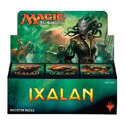 IXALAN - Box of 36 booster Packs (English)