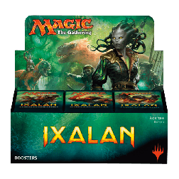 IXALAN - Box of 36 booster Packs (French)