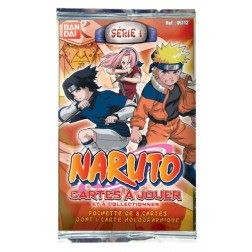 Naruto - Série 1 - Booster (Français)
