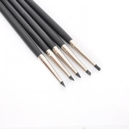 Silicone brushes - Set of 5