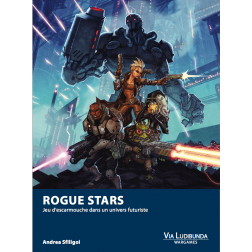 Rogue Stars - Version Française - PRECOMMANDE
