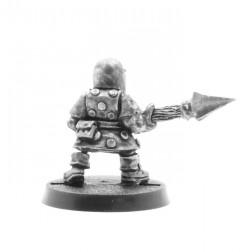 Spiky - Dwarf lancer