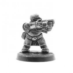 Shooty - Dwarf with crossbow