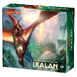 MTG - Coffret Explorers of Ixalan (Anglais)