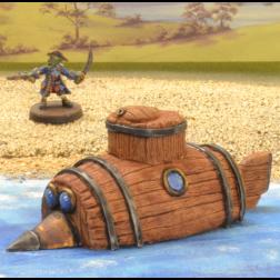 Goblin Submarine