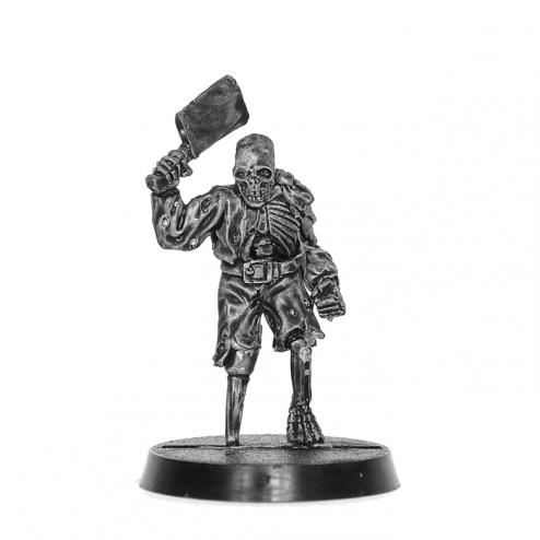 Garret Gibones - Squelette Pirate