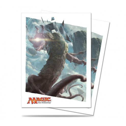 Ultra Pro Deck Protectors - Kozilek, The Great Distortion - Oath of the Gatewatch - 80 pochettes