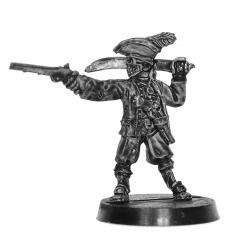 Edward B. Teeth - Capitaine Squelette Pirate