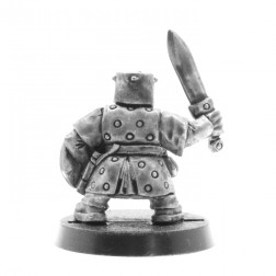 Swordy - Guerrier Nain