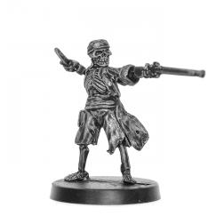 Thomas Mauler - Squelette Pirate