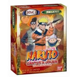 Naruto - Série 1 - Deck Le pays du vent (Français)