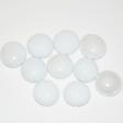 Marqueurs en verre - Blanc