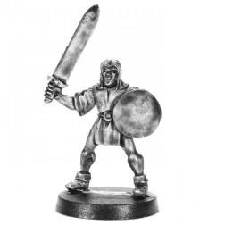 Maelroth Barkscrub - Maitre d'épée Elfe Sylvain