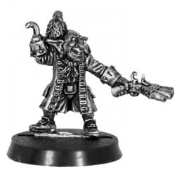 Baguzk Boneslay - Pirate Goblin Lieutenant