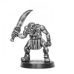 Naffgor Skargrim - Orc avec épée