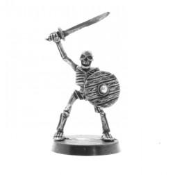 Tibius - Guerrier Squelette